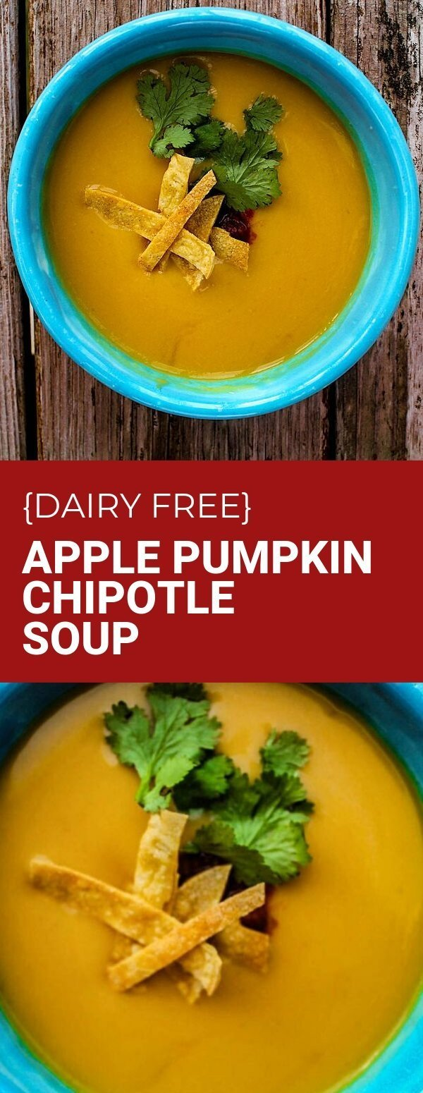 Apple Pumpkin Chipotle Soup (1)