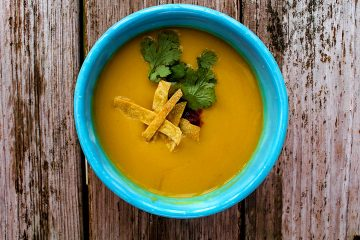 apple pumpkin chipotle fall soup-2