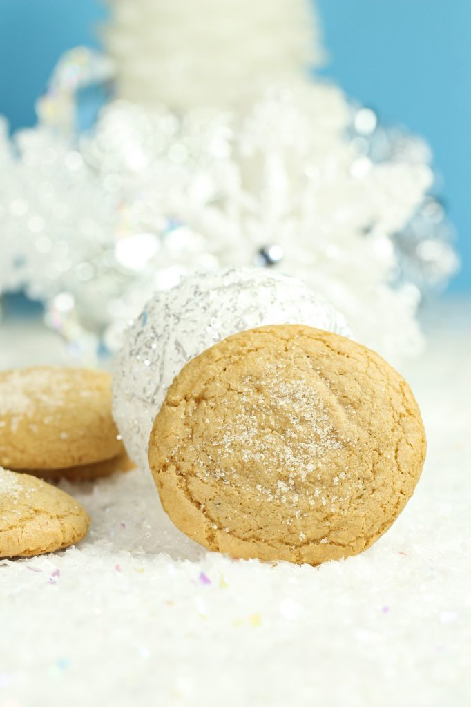 vegan sugar cookie