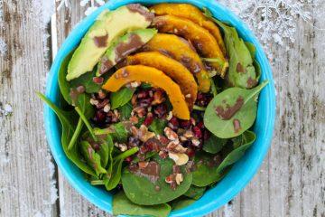 oil free balsamic salad dressing-3