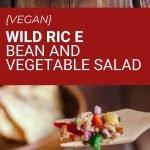 vegan-wild-rice-bean-vegetable-salad