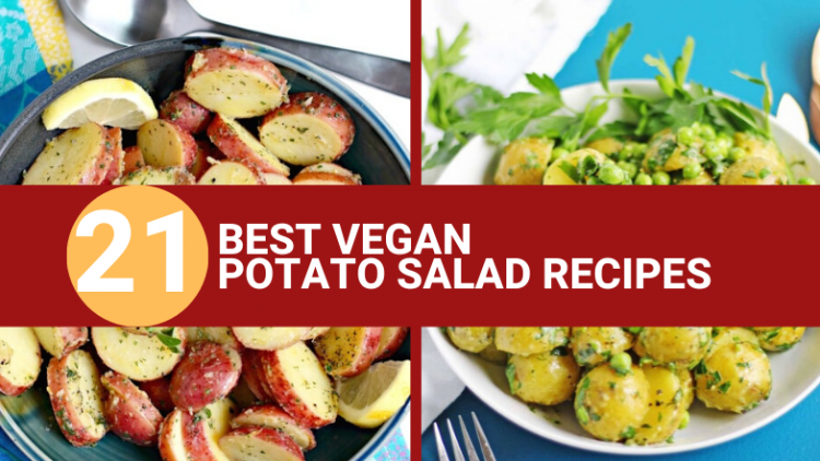 BEST VEGAN POTATO SALAD RECIPES