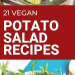 Best Vegan POTATO SALAD RECIPES