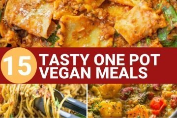 15 one pot vegan meals