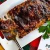 Chickpea Loaf Vegan Roast