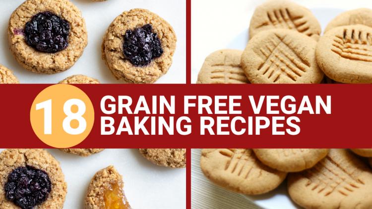 grain free vegan recipes