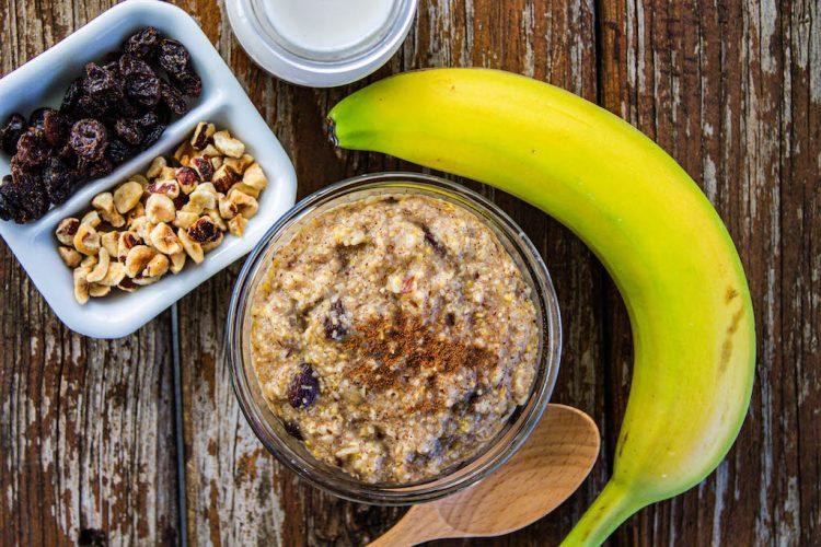 banana nut bread 8 grain hot cereal-4