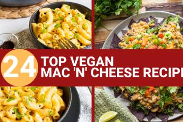 best vegan mac n cheese recipes