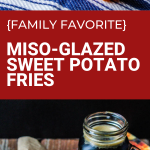 easy SWEET POTATO FRIES