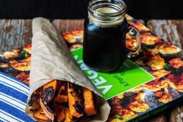 glazed sweet potato fries-2