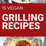vegan main dish grilling recipes