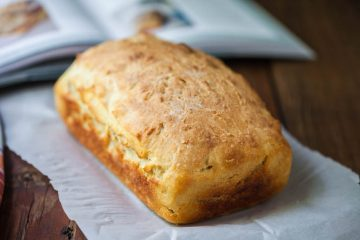 dairy free oat milk bread