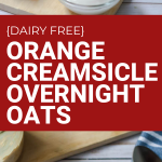 orange creamsicle overnight oats