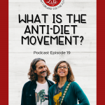 anti diet movement