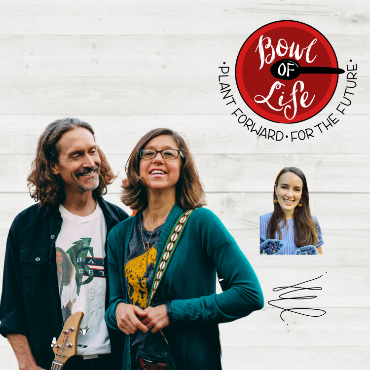 chickpea and herb podcast