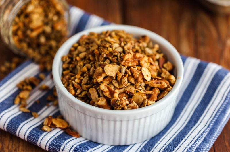 Cinnamon Walnut Grain Free Granola