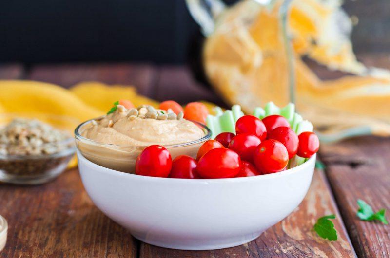 Sunflower Butter Hummus